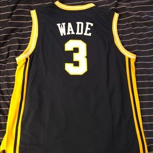 Dwayne Wade Marquette University Jersey #3